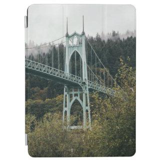 Cover De iPad Air El puente de San Juan en Portland