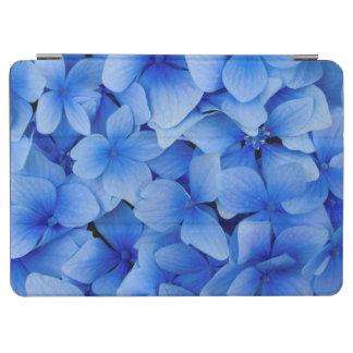 Cover De iPad Air Flores azules del Hydrangea