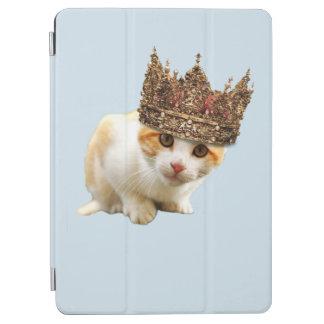 Cover De iPad Air gato real #1