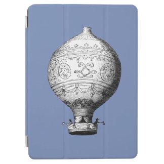 Cover De iPad Air Globo del aire caliente del vintage de Montgolfier