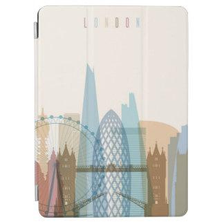 Cover De iPad Air Horizonte de la ciudad de Londres, Inglaterra el |
