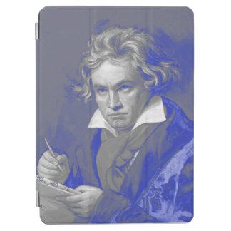 Cover De iPad Air Ludwig Van Beethoven - sinfonía en azul
