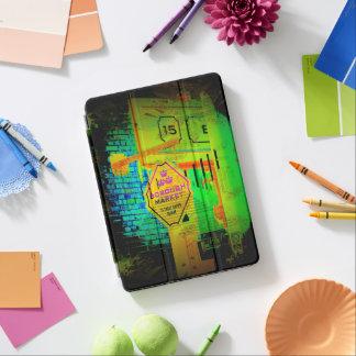 Cover De iPad Air Mercado de la ciudad - Londres, Inglaterra
