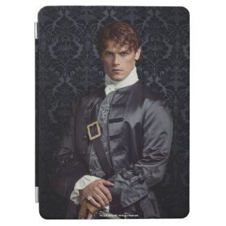Cover De iPad Air Outlander el | Jamie Fraser - retrato