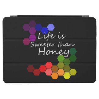 Cover De iPad Air Tema de la miel con palabras positivas