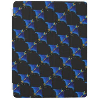 Cover De iPad arte del rayo de manta