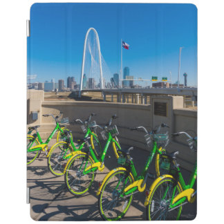 Cover De iPad Bicicletas y Dallas