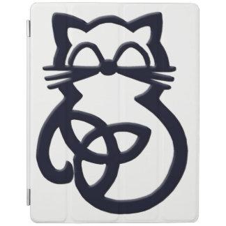 Cover De iPad Cubierta elegante de la trinidad del nudo del iPad