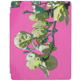 Cover De iPad Cubierta rosada del iPad de la magnolia