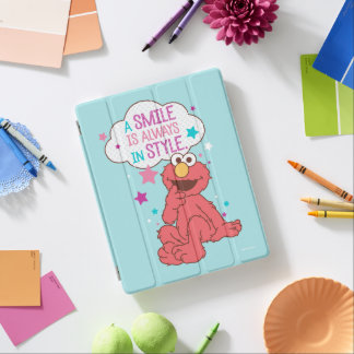 Cover De iPad Elmo el | una sonrisa está siempre en estilo
