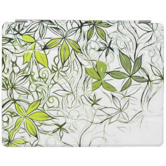 Cover De iPad Fondo floral moderno 234