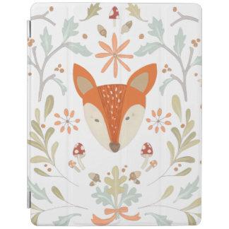 Cover De iPad Fox caprichoso del arbolado
