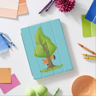 Cover De iPad Fox tree