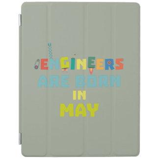 Cover De iPad Los ingenieros son en mayo Z863d nacidos