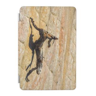 Cover De iPad Mini árbol esculpido salvaje