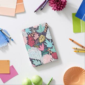 Cover De iPad Mini Cubierta elegante del iPad tropical colorido del