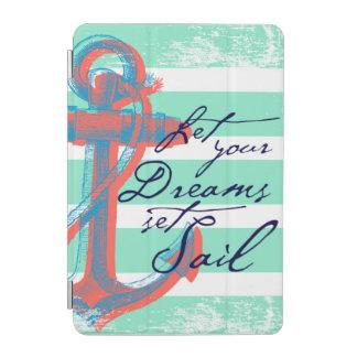 Cover De iPad Mini Deje su vela fijada los sueños