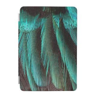 Cover De iPad Mini Diseño azul y negro de la pluma
