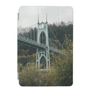 Cover De iPad Mini El puente de San Juan en Portland