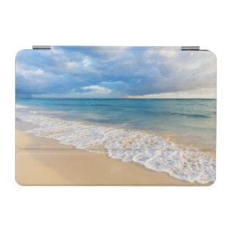 Cover De iPad Mini Imagen escénica tropical de la playa