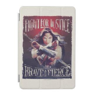 Cover De iPad Mini Lucha de la Mujer Maravilla para la justicia