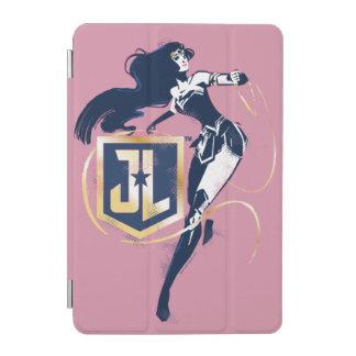 Cover De iPad Mini Mujer Maravilla de la liga de justicia el | y arte
