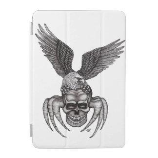 Cover De iPad Mini Spiderskull con Eagle