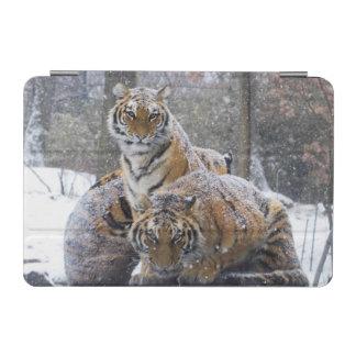Cover De iPad Mini Tigres del invierno