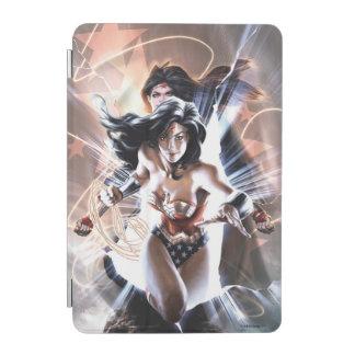Cover De iPad Mini Variante cómica de la cubierta #609 de la Mujer