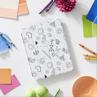 Cover De iPad Modelo del dibujo de los niños