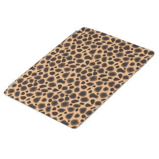 Cover De iPad Modelo del estampado de animales de Brown del