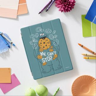 Cover De iPad Monstruo de la galleta del Sesame Street el | - no