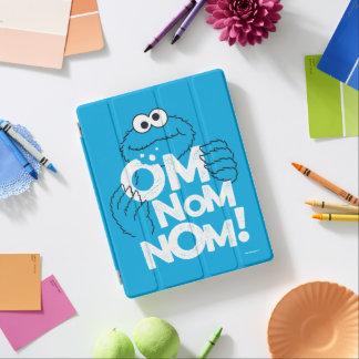 Cover De iPad ¡Monstruo de la galleta el | OM Nom Nom!