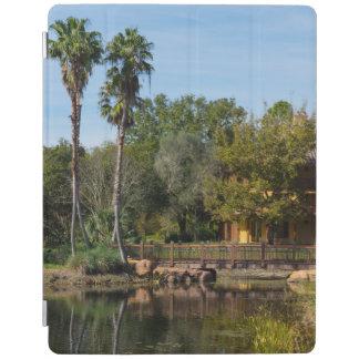 Cover De iPad Paraíso tropical de las primaveras