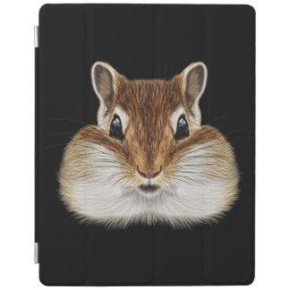 Cover De iPad Retrato ilustrado del Chipmunk.