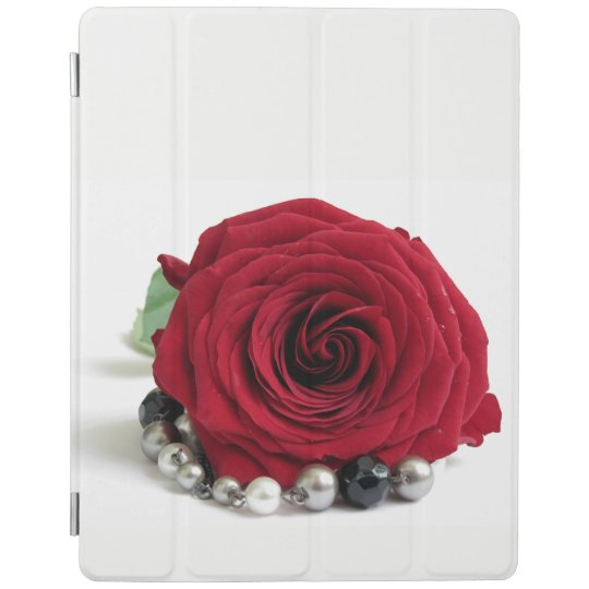 Cover De iPad rosa rojo