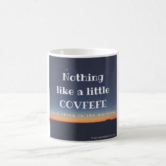 Covfefe taza de café de 11 onzas