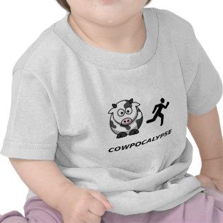 Cowpocalypse Camisetas