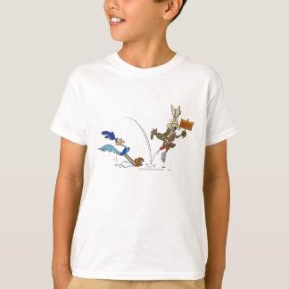 Coyote del Wile E y productos 7 de la cumbre del Camiseta