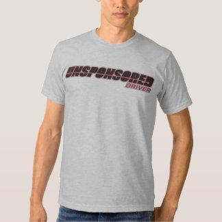 CPU del conductor de Unsposored Camisetas
