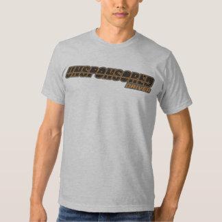 CPU patrocinada por la ONU del conductor Camisetas
