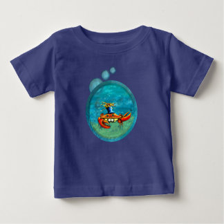 Crabynni Camiseta De Bebé
