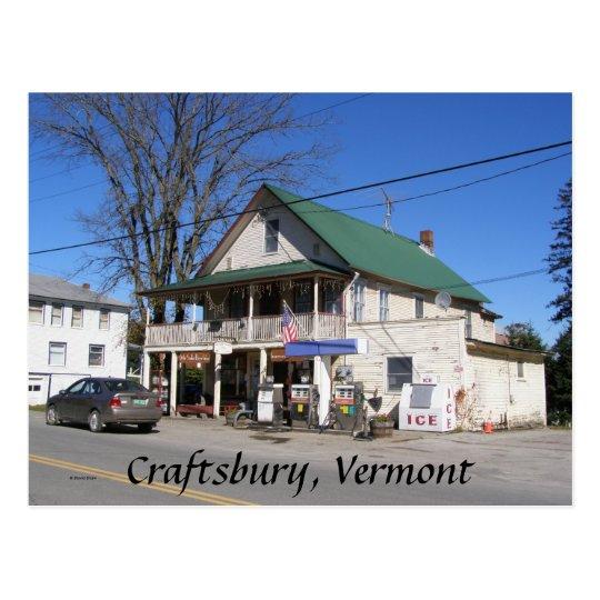 Craftsbury, Vermont Postal