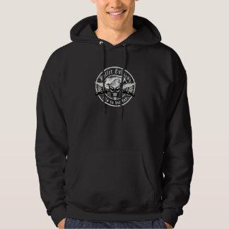 Cráneo 1 del cocinero suéter con capucha