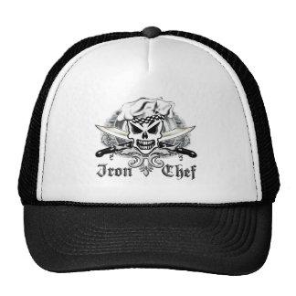 Cráneo 2 del cocinero: Cocinero del hierro Gorros