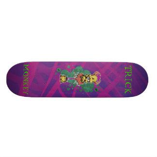 Cráneo Buda Tabla De Skate