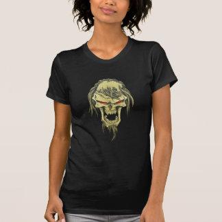 Cráneo de demonio calavera demon skull camisetas