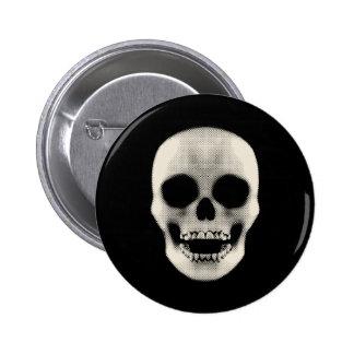 Cráneo de Haltone: Ilustraciones del vector: Pin