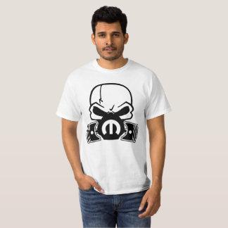 Cráneo de Mopar Camiseta