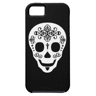Cráneo del azúcar del señor por las pimientas de L iPhone 5 Funda